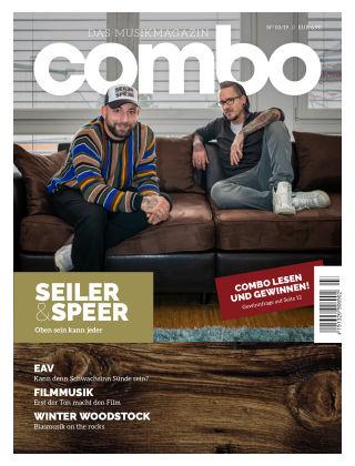 combo – das Musikmagazin N° 03/19