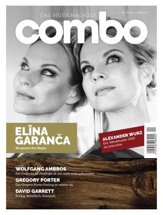 combo – das Musikmagazin N° 01/20