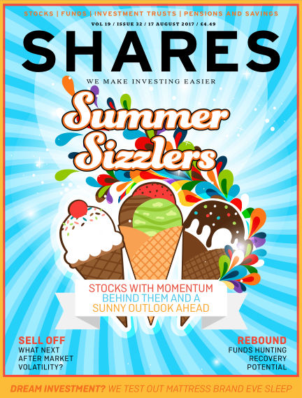 Shares August 17, 2017 00:00