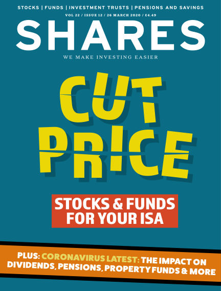 Shares March 26, 2020 00:00