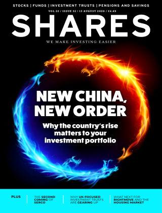 Shares 2020-08-13