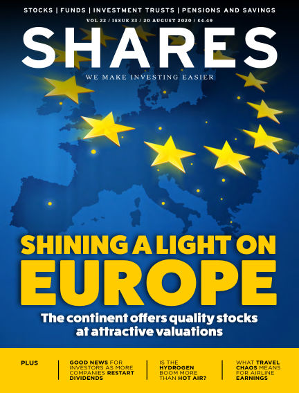 Shares August 20, 2020 00:00