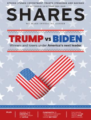 Shares 2020-10-29