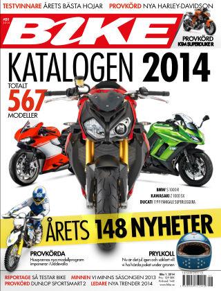 Bike powered by Motorrad Sweden 2013-12-03