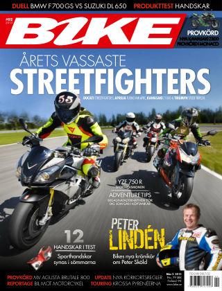 Bike powered by Motorrad Sweden 2013-01-03