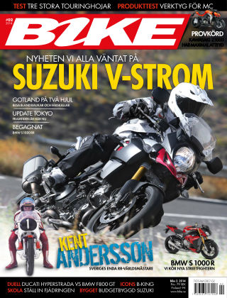 Bike powered by Motorrad Sweden 2014-01-14