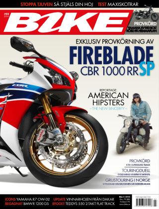 Bike powered by Motorrad Sweden 2014-02-11