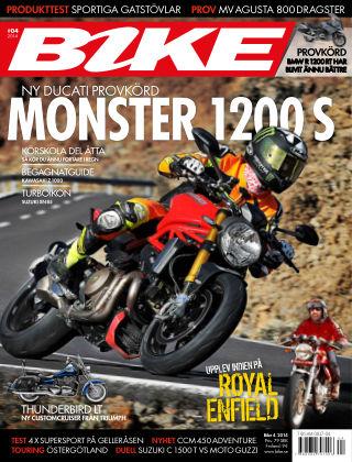 Bike powered by Motorrad Sweden 2014-03-07