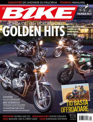 Bike powered by Motorrad Sweden 2013-08-06