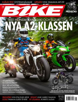 Bike powered by Motorrad Sweden 2013-07-09