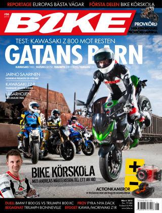 Bike powered by Motorrad Sweden 2013-05-08