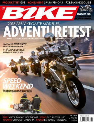 Bike powered by Motorrad Sweden 2013-04-09