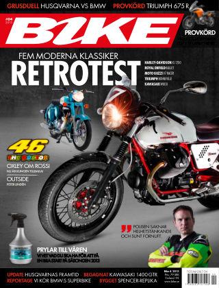 Bike powered by Motorrad Sweden 2013-03-12