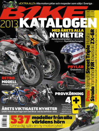 Bike powered by Motorrad Sweden 2012-12-04