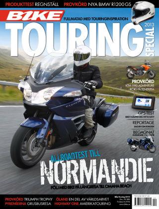 Bike powered by Motorrad Sweden 2013-04-30