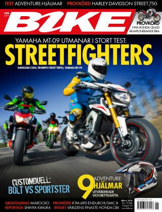 Bike powered by Motorrad Sweden 2014-04-29
