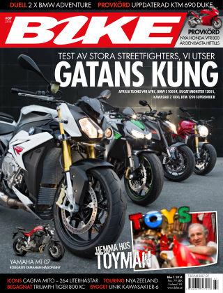 Bike powered by Motorrad Sweden 2014-06-03
