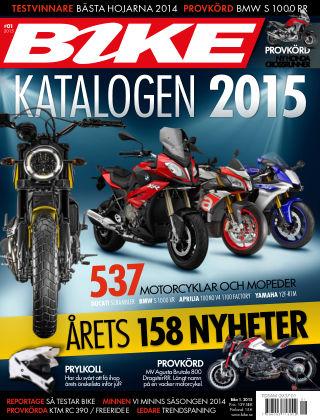 Bike powered by Motorrad Sweden 2014-11-26