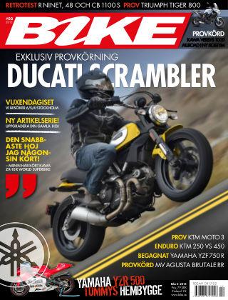 Bike powered by Motorrad Sweden 2015-01-13