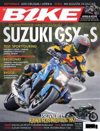 Bike powered by Motorrad Sweden 2015-05-05