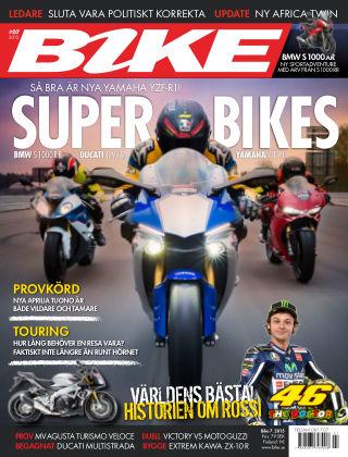 Bike powered by Motorrad Sweden 2015-06-09