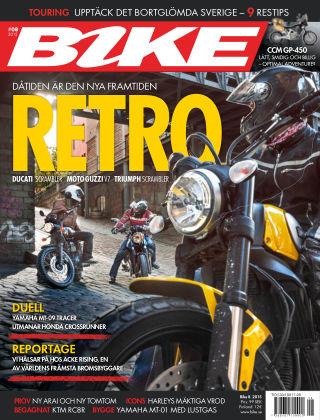 Bike powered by Motorrad Sweden 2015-07-03