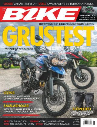 Bike powered by Motorrad Sweden 2015-08-04
