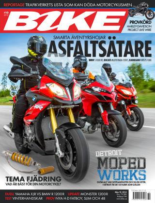 Bike powered by Motorrad Sweden 2015-10-13