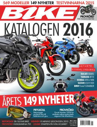 Bike powered by Motorrad Sweden 2015-12-10