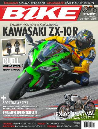 Bike powered by Motorrad Sweden 2016-02-16
