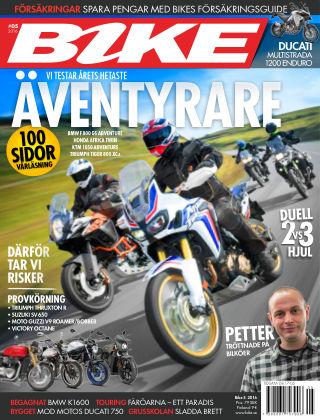 Bike powered by Motorrad Sweden 2016-04-19