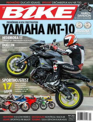 Bike powered by Motorrad Sweden 2016-06-21