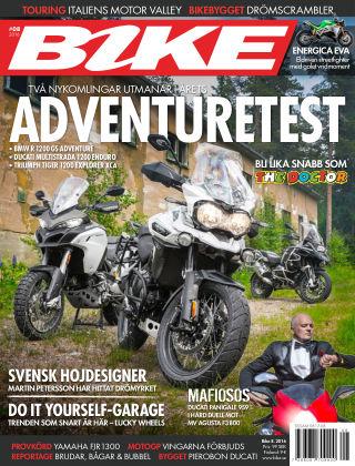 Bike powered by Motorrad Sweden 2016-07-26