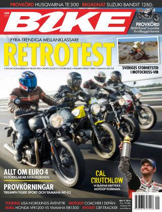 Bike powered by Motorrad Sweden 2016-09-13