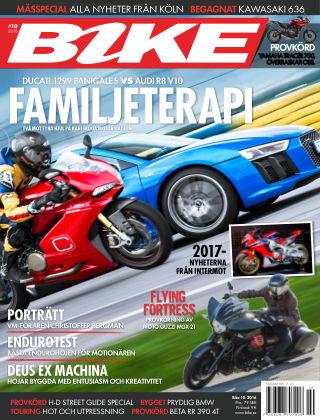 Bike powered by Motorrad Sweden 2016-10-25