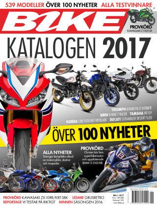 Bike powered by Motorrad Sweden 2016-12-06