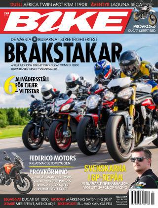 Bike powered by Motorrad Sweden 2017-02-14