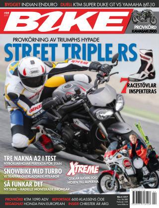 Bike powered by Motorrad Sweden 2017-03-14