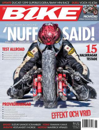 Bike powered by Motorrad Sweden 2017-05-16