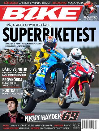 Bike powered by Motorrad Sweden 2017-06-20