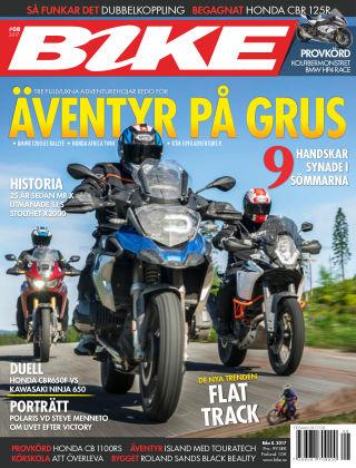 Bike powered by Motorrad Sweden 2017-07-18