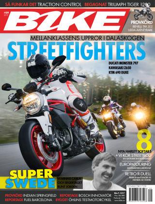 Bike powered by Motorrad Sweden 2017-09-12