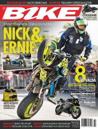 Bike powered by Motorrad Sweden 2017-10-24