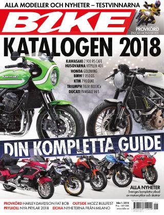 Bike powered by Motorrad Sweden 2017-12-05