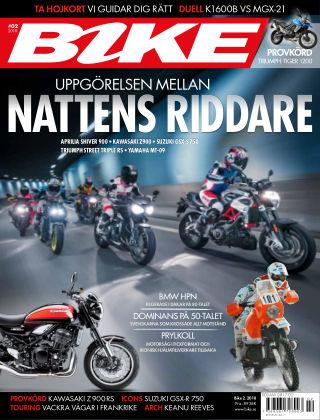 Bike powered by Motorrad Sweden 2018-01-08