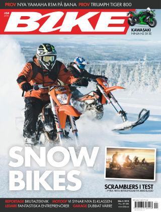 Bike powered by Motorrad Sweden 2018-03-13
