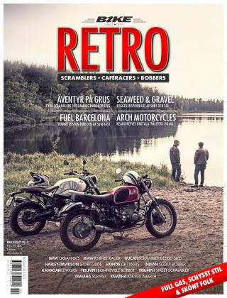 Bike powered by Motorrad Sweden 2018-04-05