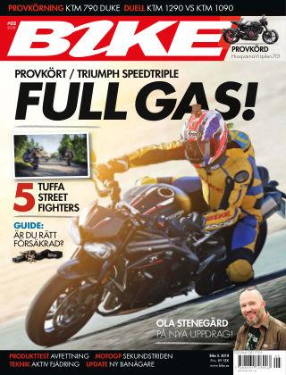 Bike powered by Motorrad Sweden 2018-04-17