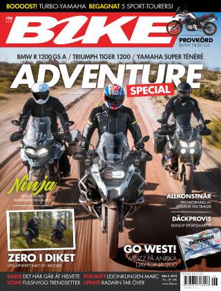 Bike powered by Motorrad Sweden 2018-05-15