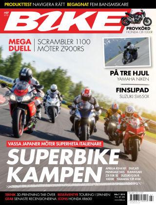 Bike powered by Motorrad Sweden 2018-06-19